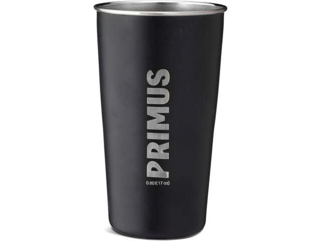 Primus CampFire Kubek Stal nierdzewna 600 ml, black